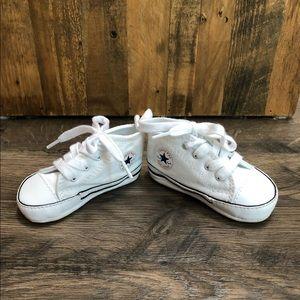 Converse Kid's First Star High Top Sneaker